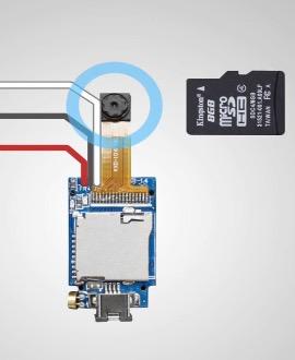 Spionage Kamera selber bauen