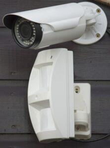 Funk-Videoüberwachung