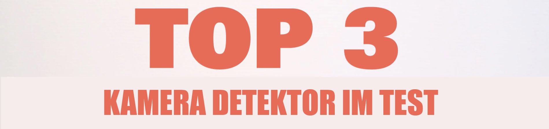 TOP 3 Kamera Detektor Finder Test